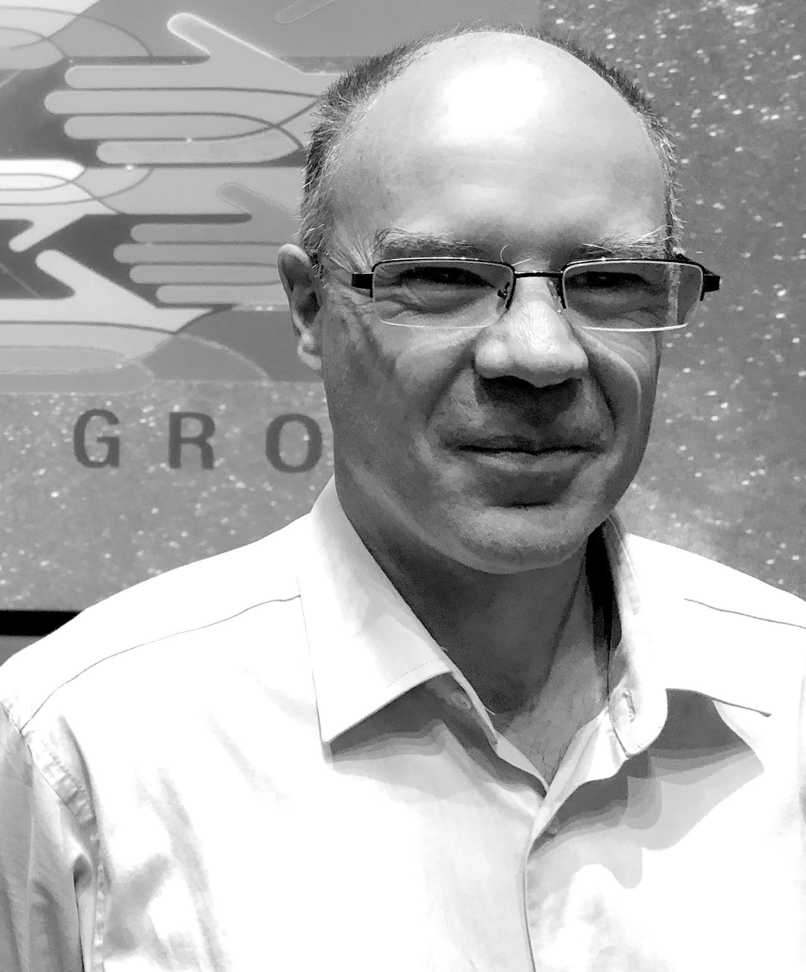 Dr. Stephane Gres